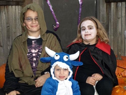 Kidshalloween2008