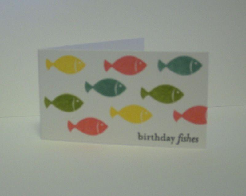 Bdayfishes
